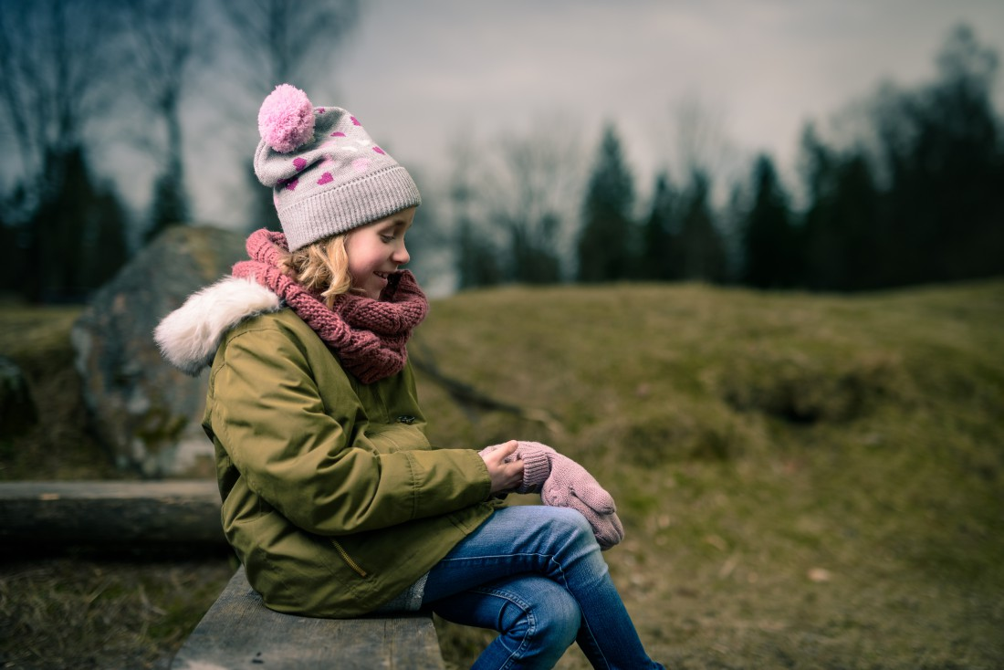 6 секретов детей, которые редко болеют