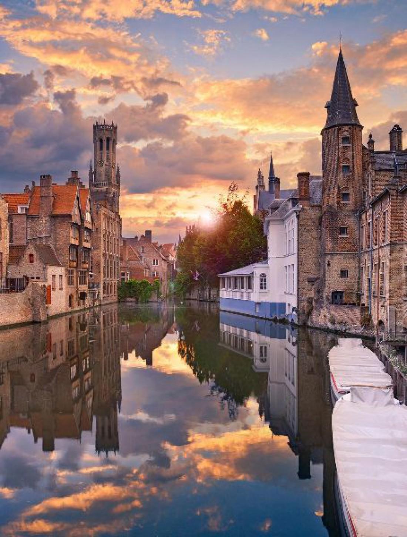 Старинная Бельгия: Лучшие туристические места
