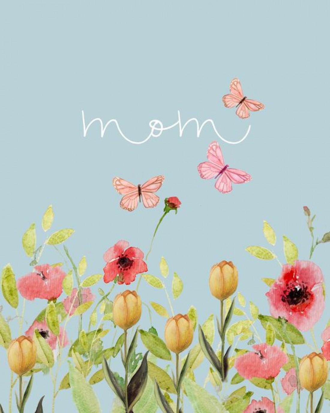 День матери: открытки
