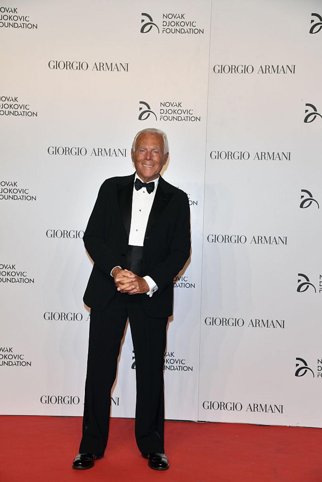Джорджо Армани: 10 правил успеха