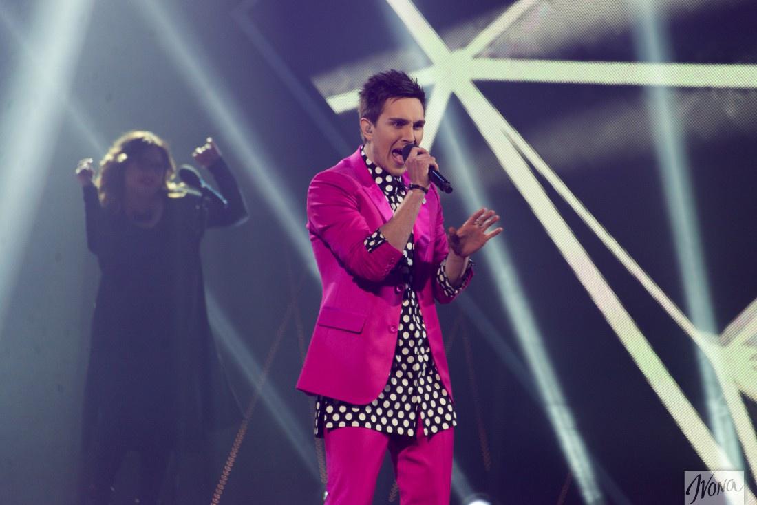 Отбор на Евровидение 2017 от Украины первый полуфинал: группа LUMIERE