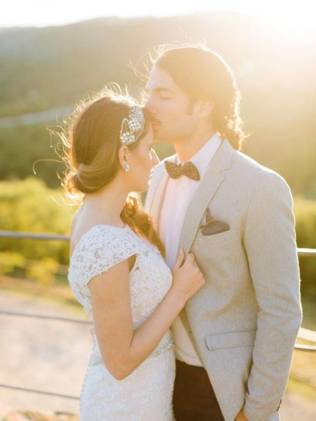 Контрольный! 5 причин, почему он целует вас в лоб