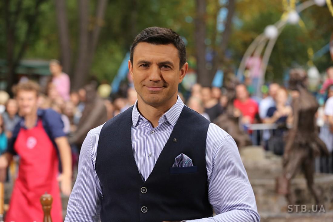 МастреШеф: Николай Тищенко