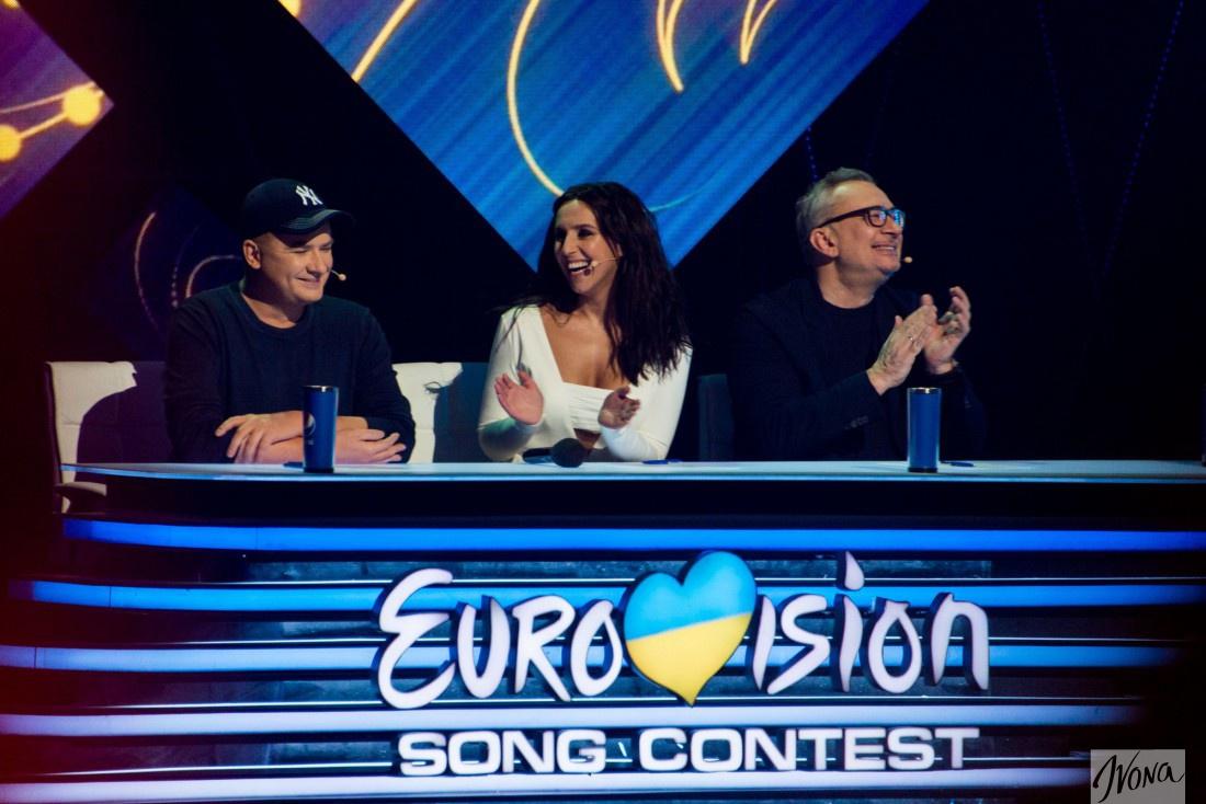 Второй полуфинал отбора на Евровидение 2017 Украина: Джамала, Меладзе и Данилко