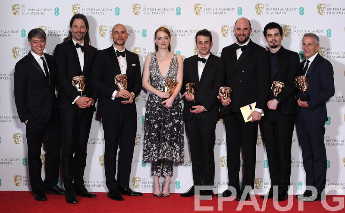 Победители BAFTA 2017