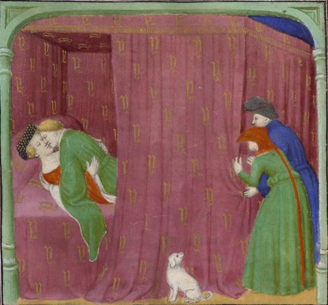 Каким был секс в Средневековье? 5 пикантных фактов
