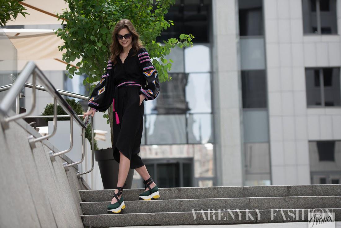 Сочетание вечных ценностей и современных трендов делает Varenyky Fashion уникальным брендом