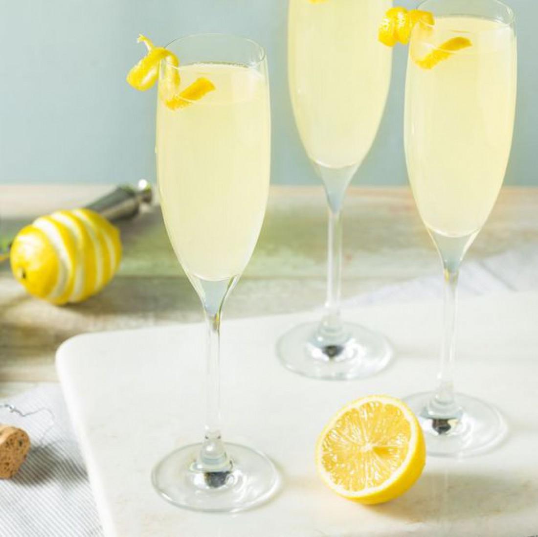 Фрэнч 75: рецепт коктейля