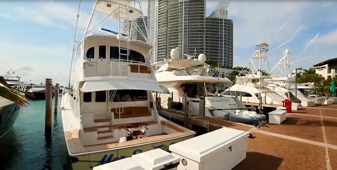 Американский чекин в Майами