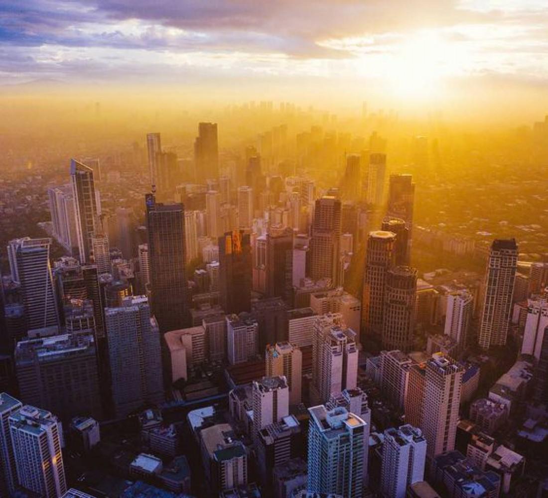 Столица Филиппин - город Манила