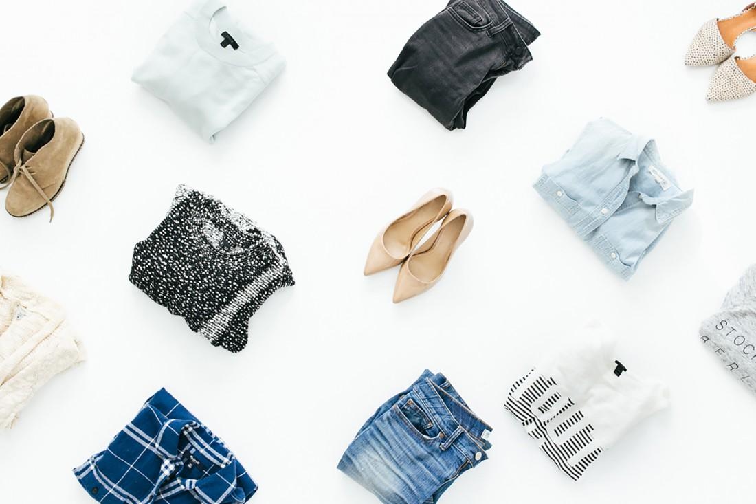 Твой капсульный гардероб может состоять из 15 вещей и больше