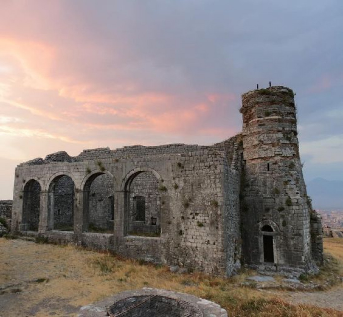 Крепость Розафа в Шкодре