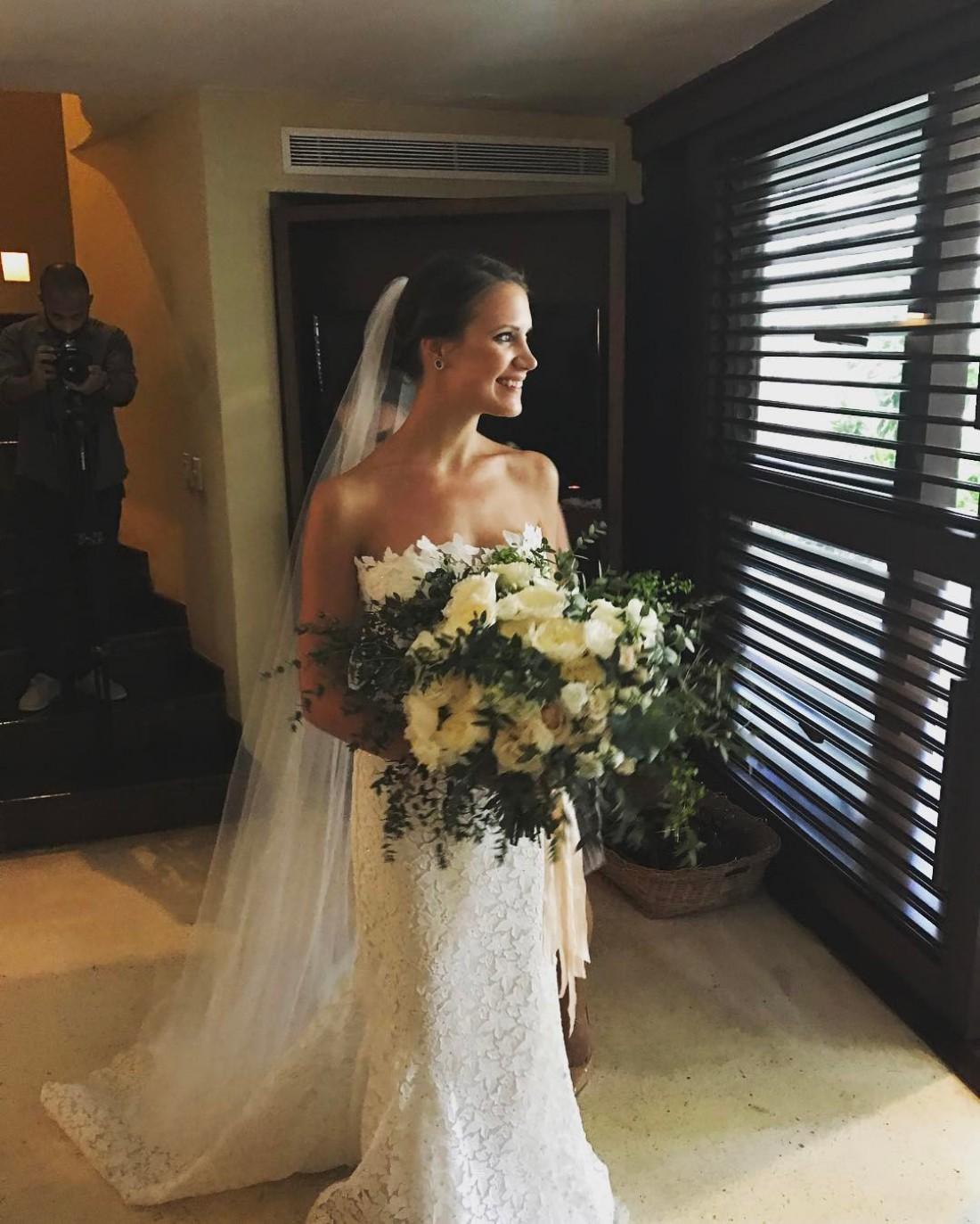 Кира Пластинина вышла замуж