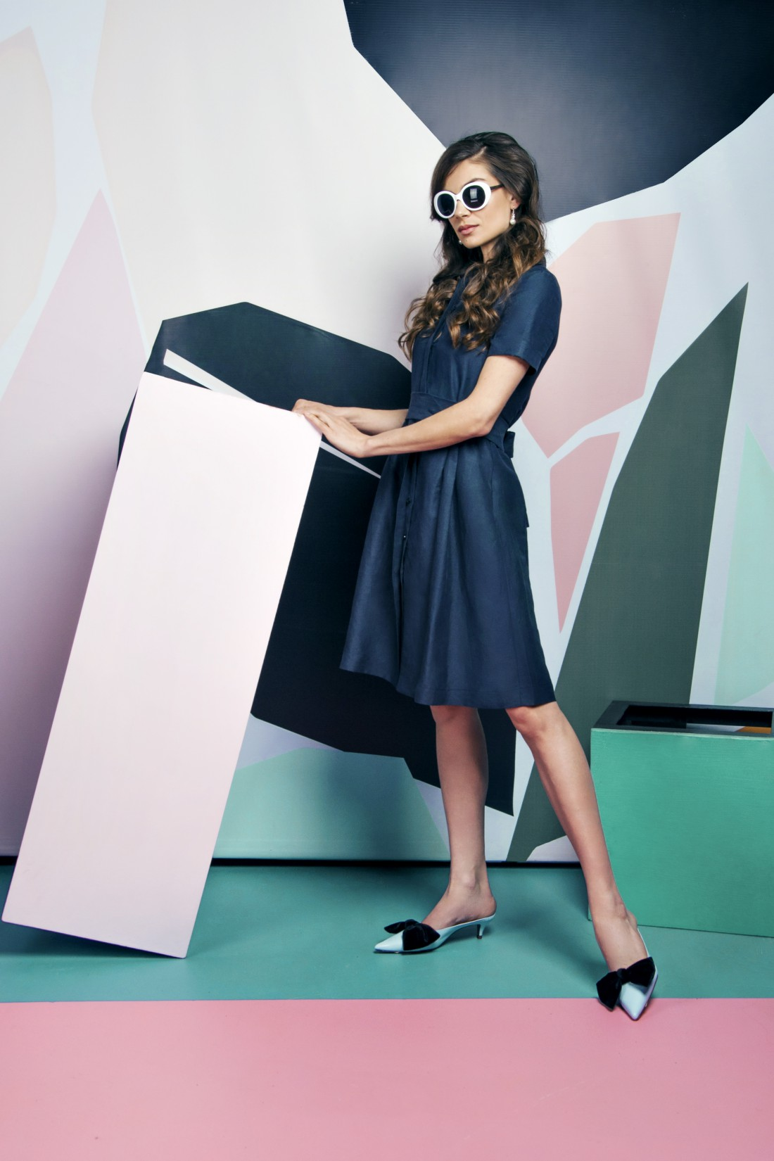 Идеальные деловые платья: бренд LETTER K презентовал новую коллекцию