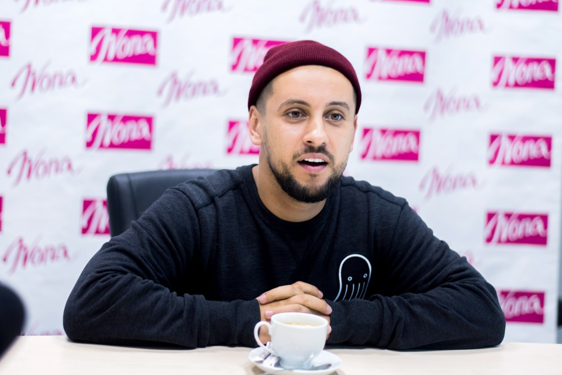 MONATIK-мультиартист в гостях на Ivona