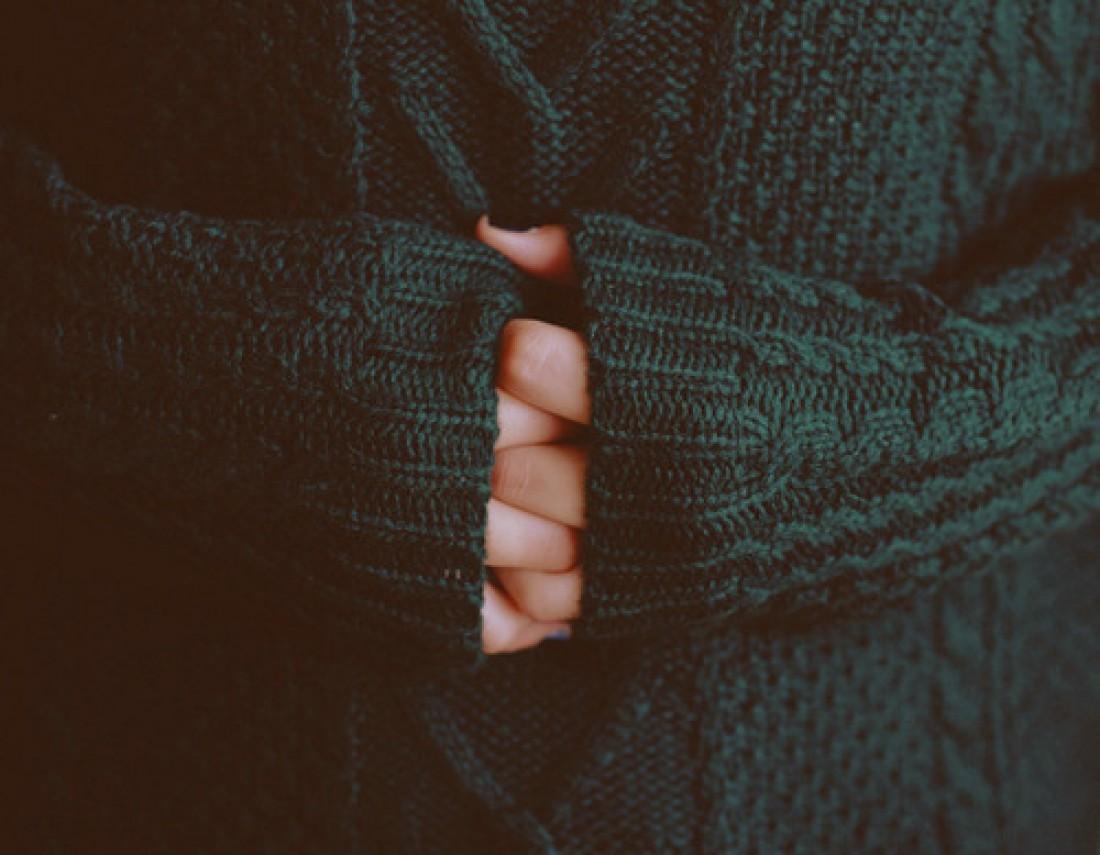 Деликатная кожа рук требует особого ухода в холодное время года