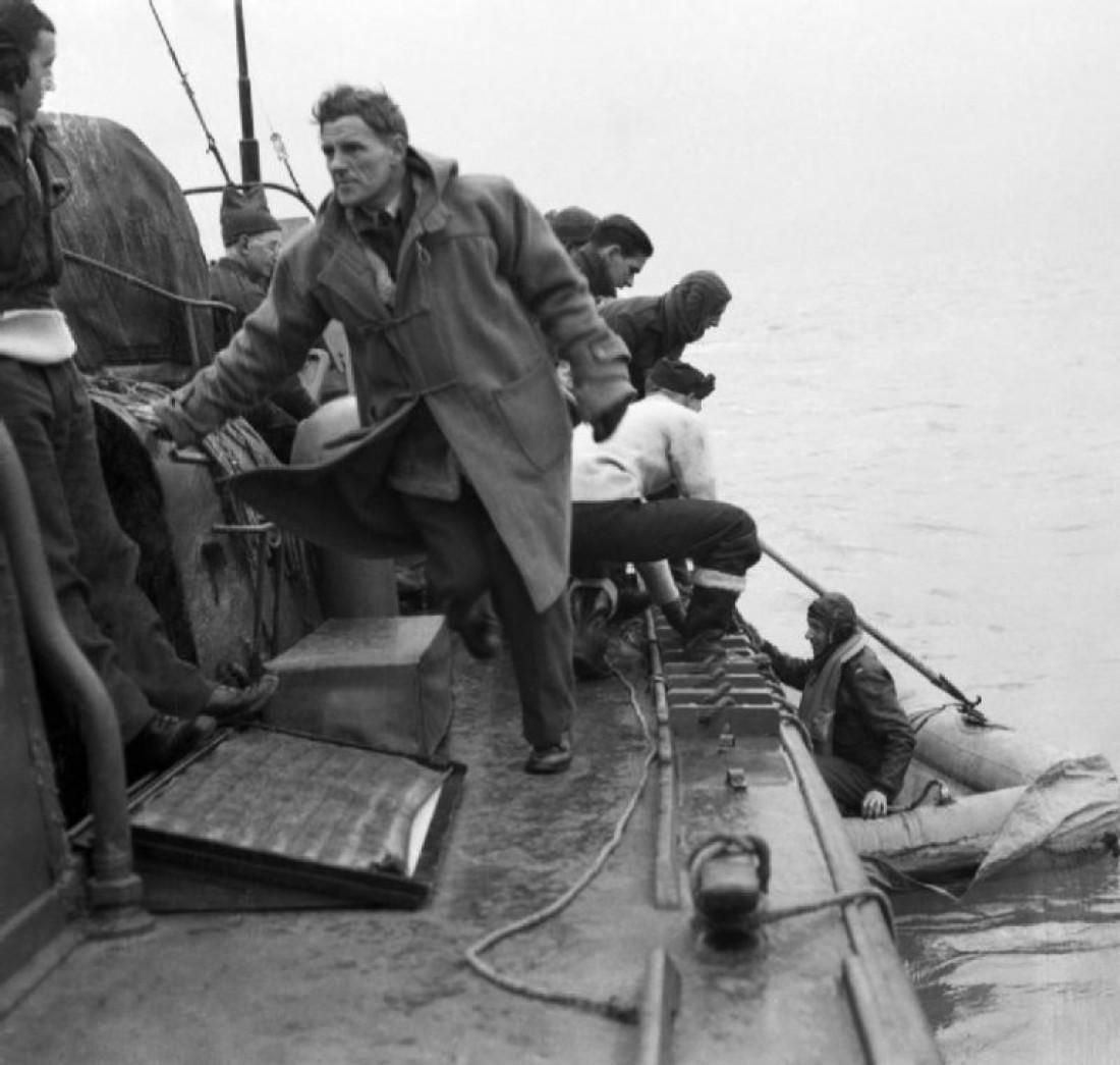 Изначально дафлкот был предназначен только для моряков