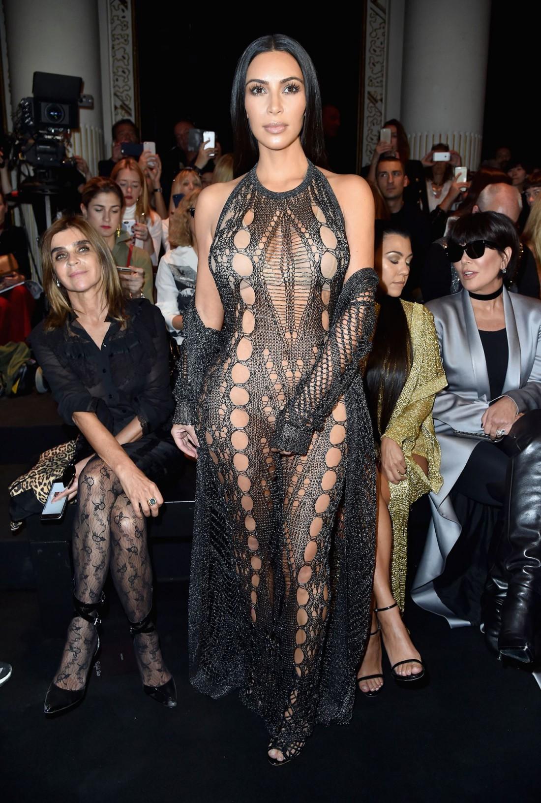 Ким Кардашян стоит потратиться на хорошего стилиста