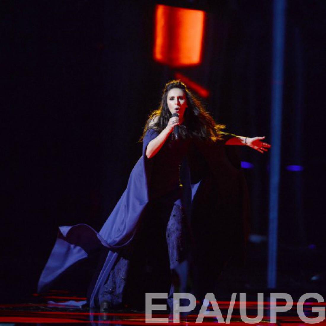 Евровидение 2016: участник от Украины Jamala