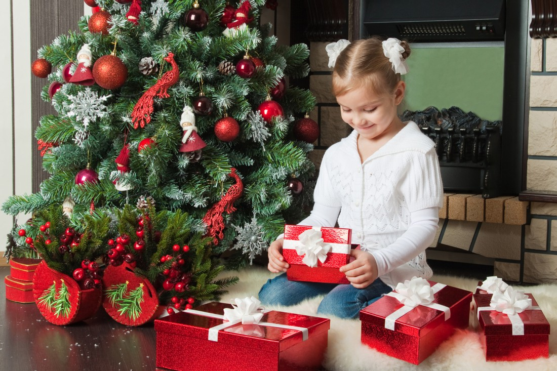 Что подарить ребенку на Новый год: Интересные идеи