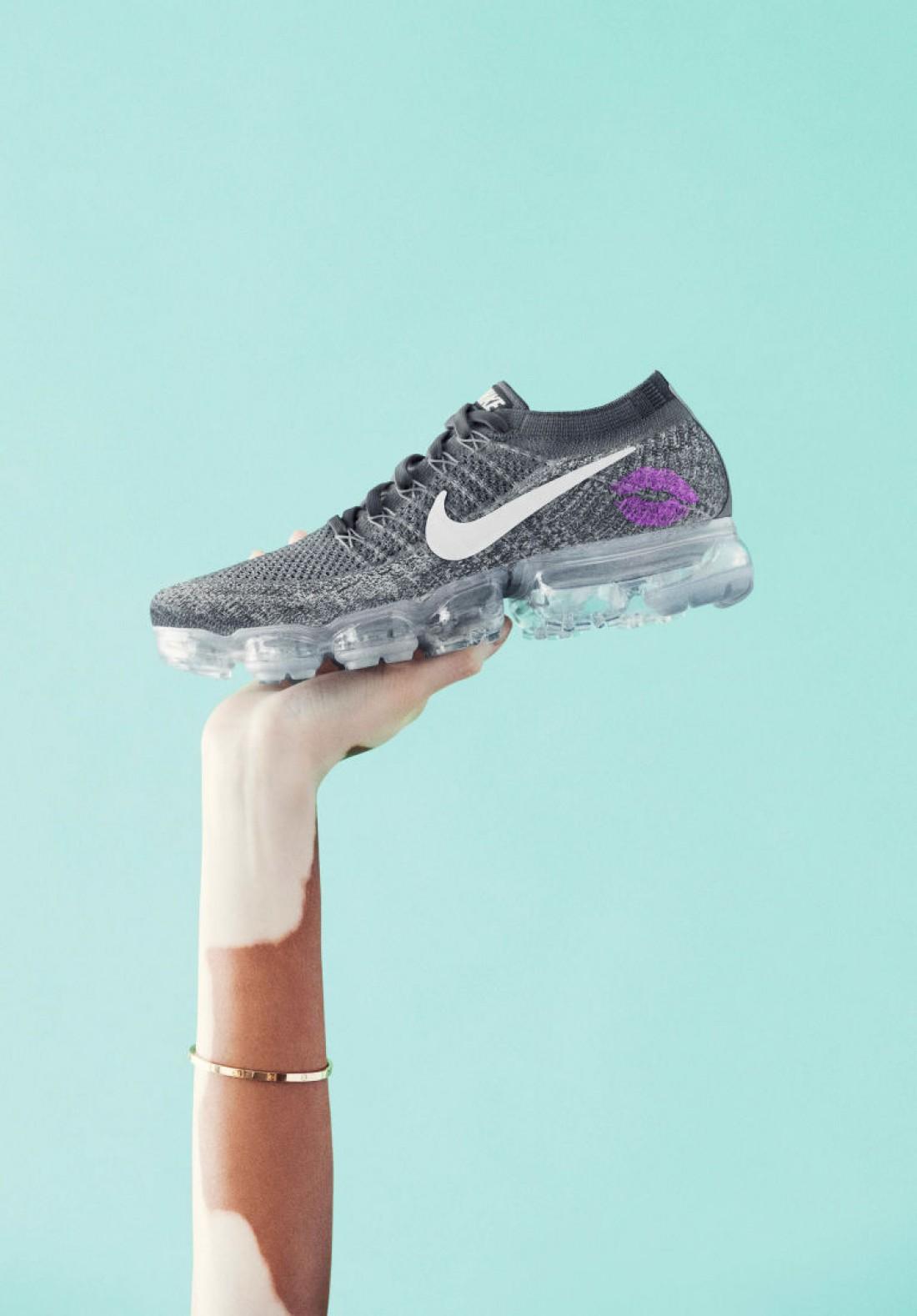 Винни Харлоу в новой рекламной кампании Nike