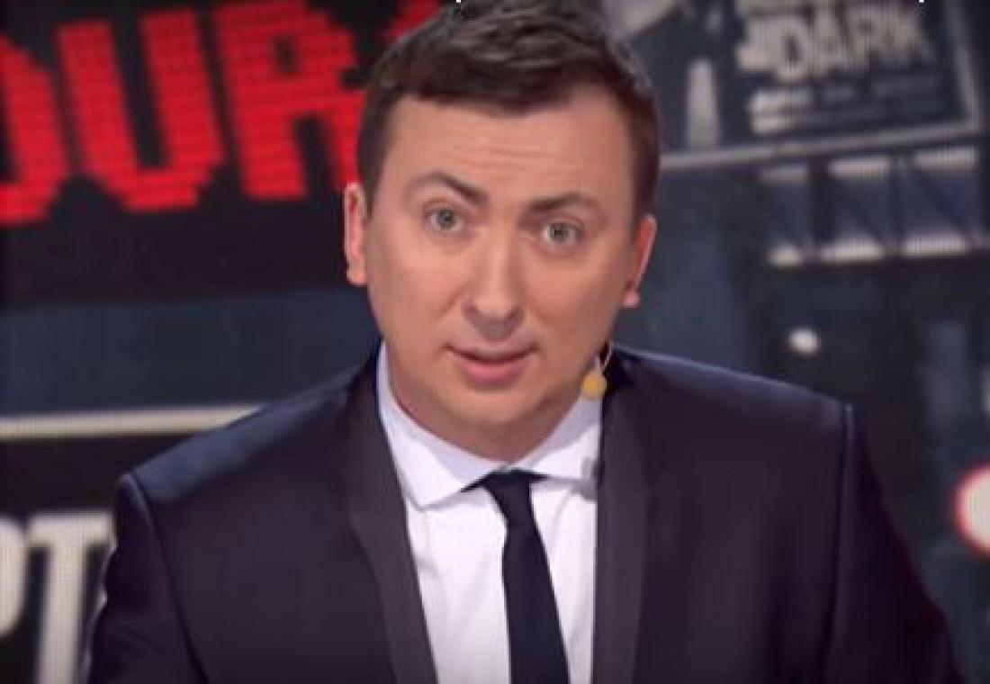 Валерий Жидков в эфире программы Вечерний Киев