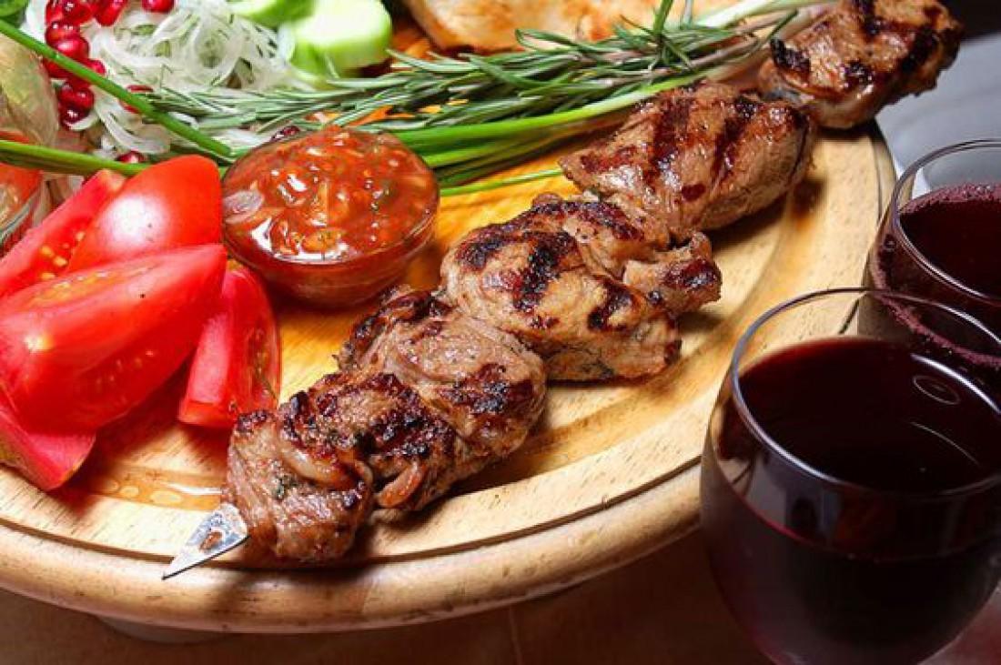 Нежный маринад для говядины