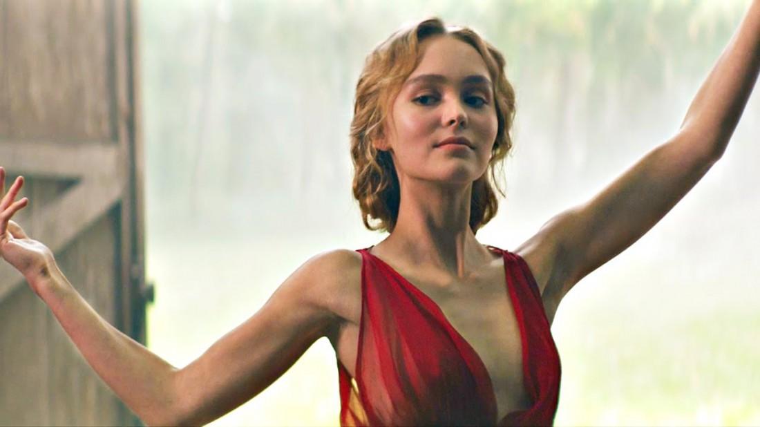 Кадр из фильма Танцовщица