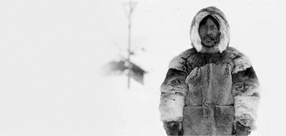 Инуиты придумали парку, чтобы защититься от суровых морозов