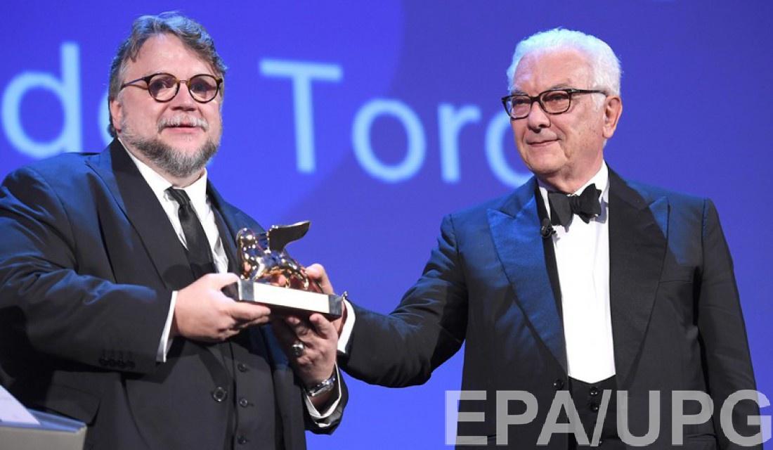 Венецианский кинофестиваль 2017: победитель Гильермо дель Торо