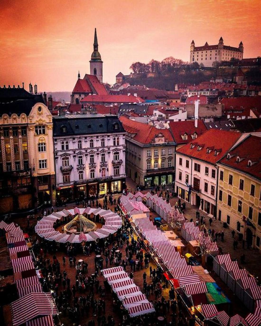 Удивительная Словакия: Красивейшие места страны