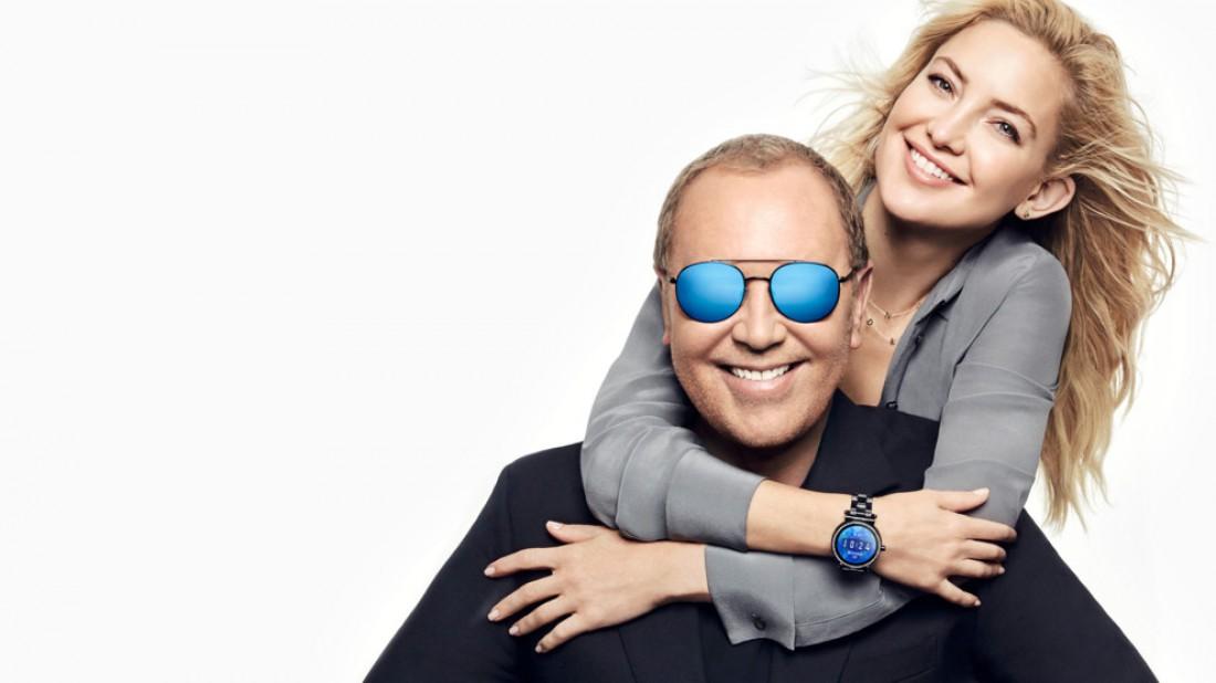 Майкл Корс и Кейт Хадсон