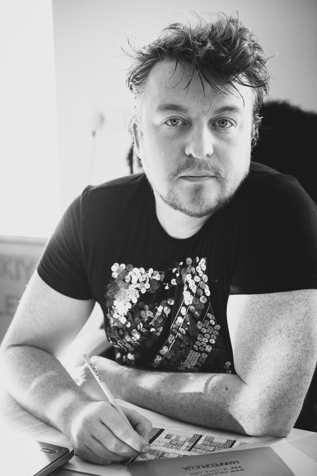 Дизайнер Алексей Залевский стал автором клипа