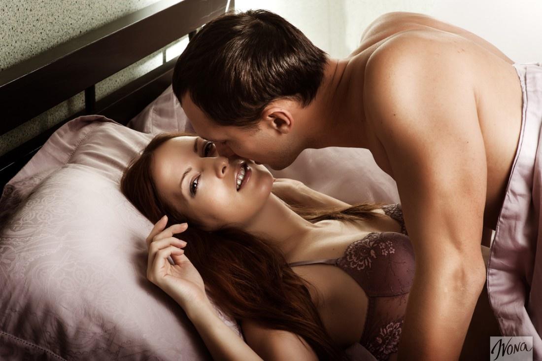 Фото романтика секс, Нежный секс романтичной парочки в спальне порно фото 4 фотография