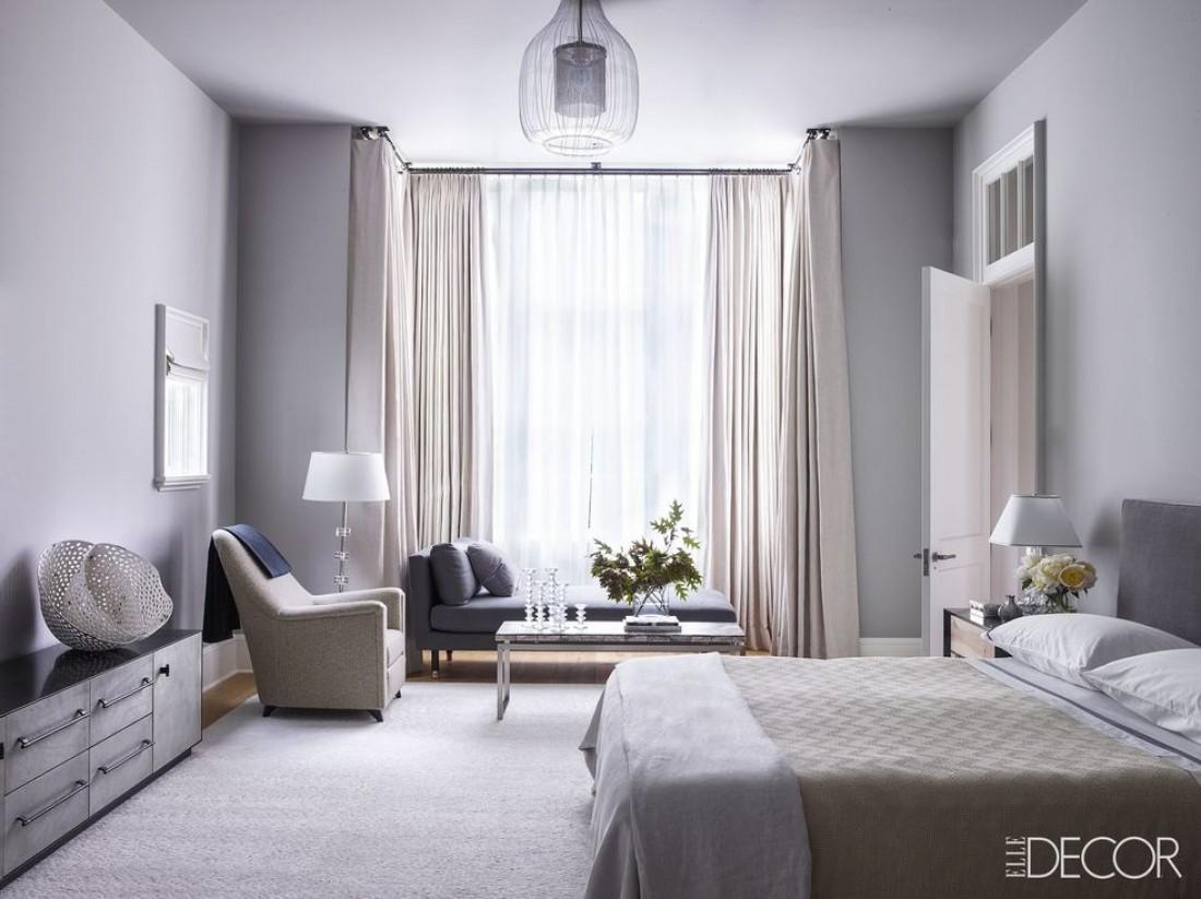 15 идей для оформления спальни в оттенках серого