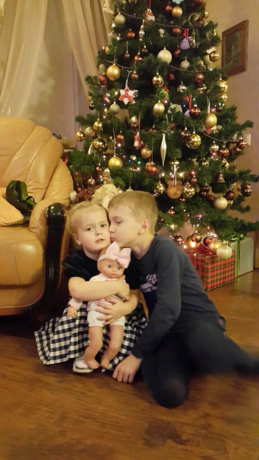 Роберт и Оливия Узелковы