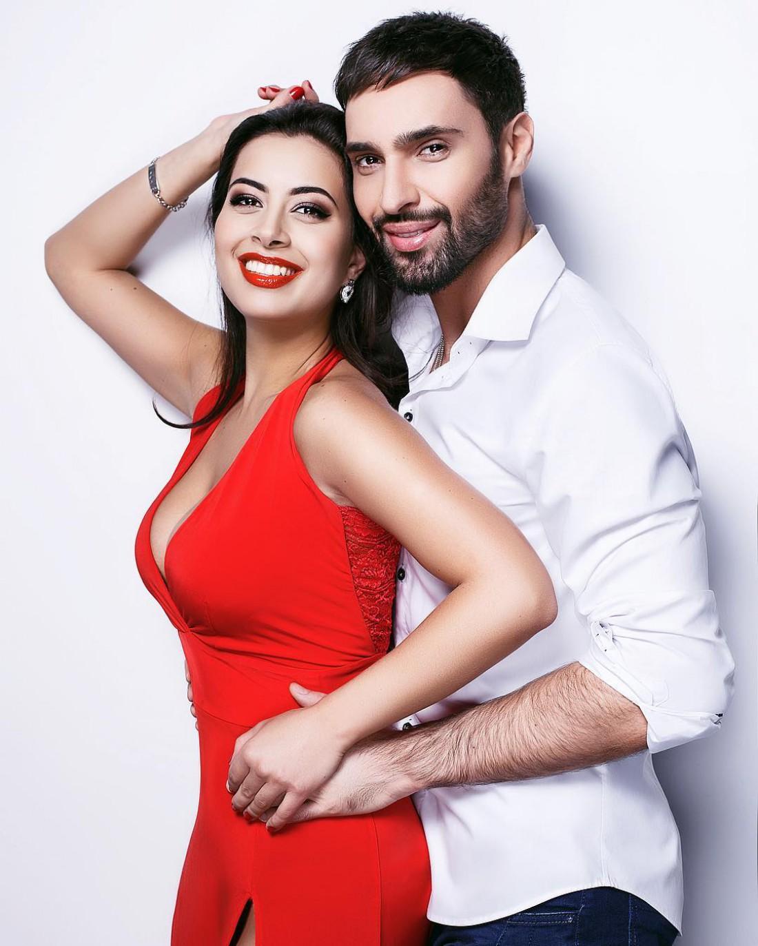 Рамина Эсхакзай и Виталий Козловский