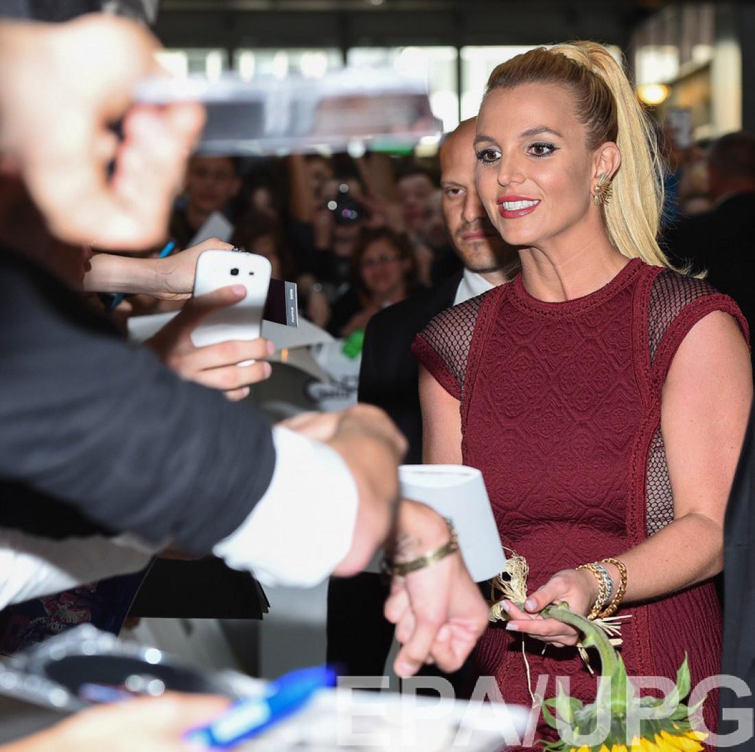 Britney Ever After: вСеть попал трейлер фильма оБритни Спирс