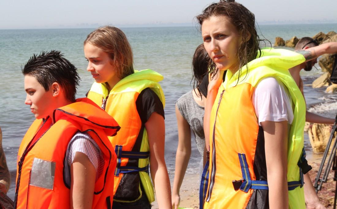 Супермодель по-украински 3: девушкам пришлось несладко в Одессе