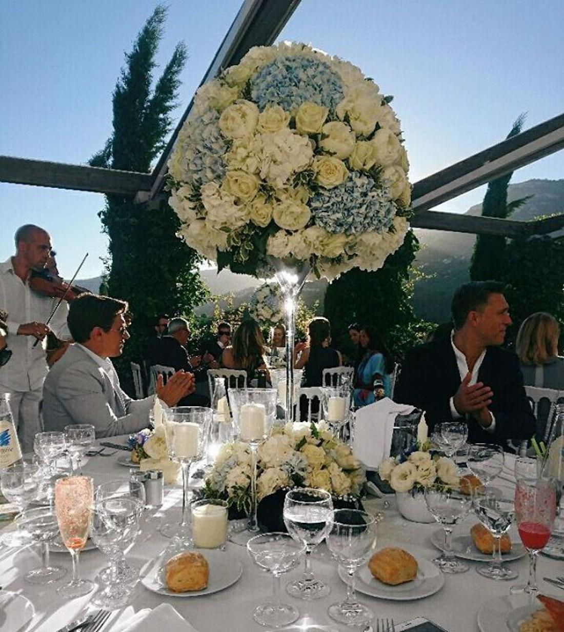 Гости на свадьбе Валентина и Лизы