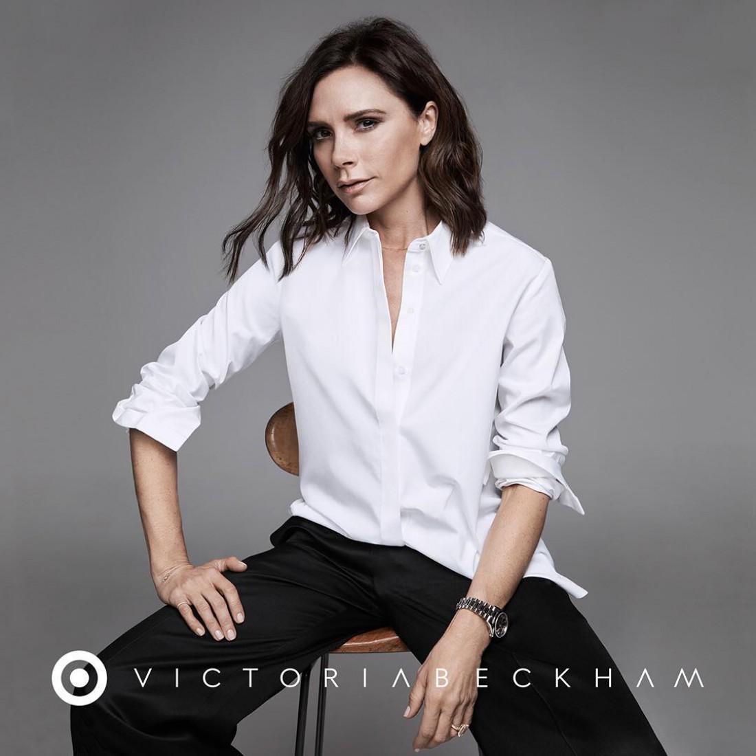 Виктория Бекхэм выпустит линейку одежды для Target