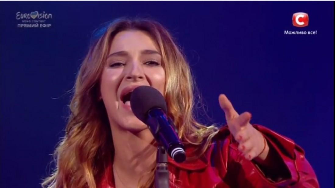 Отбор на Евровидение 2017 от Украины первый полуфинал: TAYANNA прошла в финал конкурса