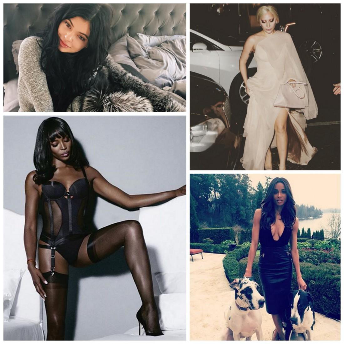 Самые яркие снимки звезд из Instagram