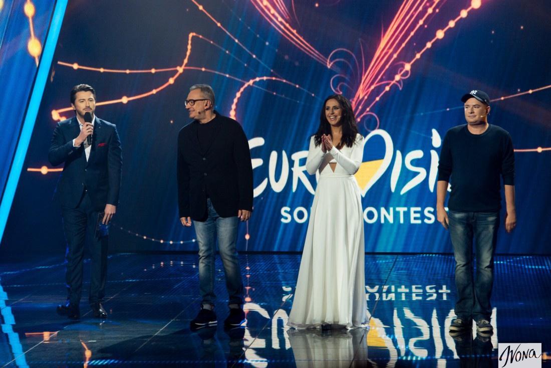 Отбор на Евровидение 2017 Украина: Сергей Притула, Джамала, Данилко и Меладзе
