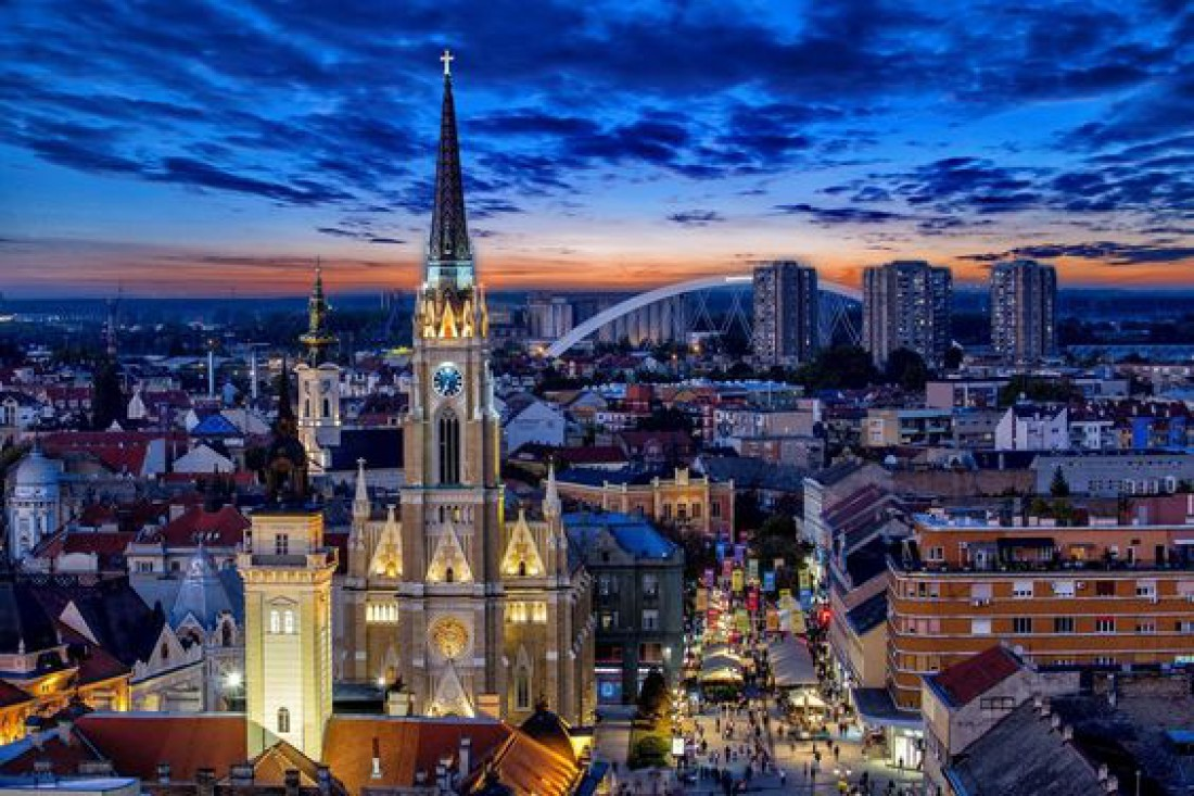 Путешествие по Сербии: Лучшие достопримечательности страны