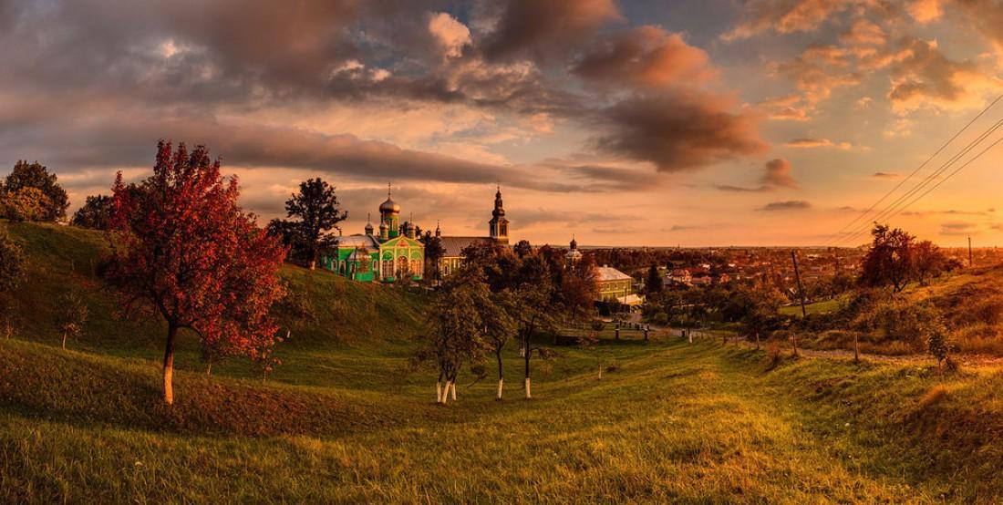 Монастырь святого Николая в Мукачево