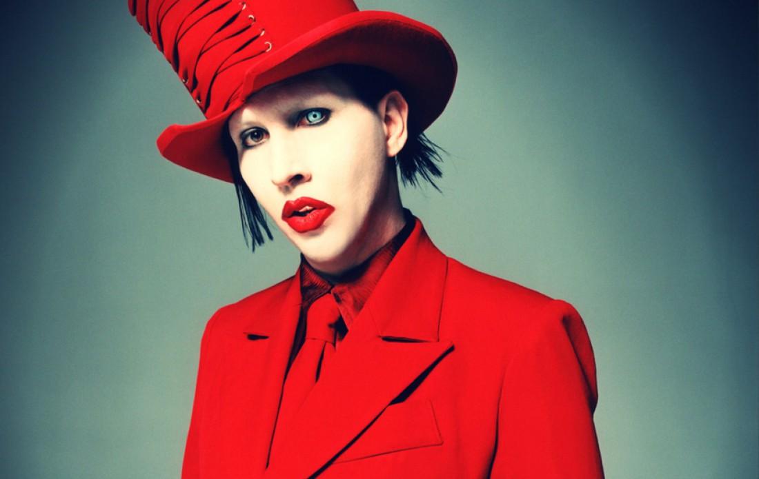 Marilyn Manson даст концерт вКиеве