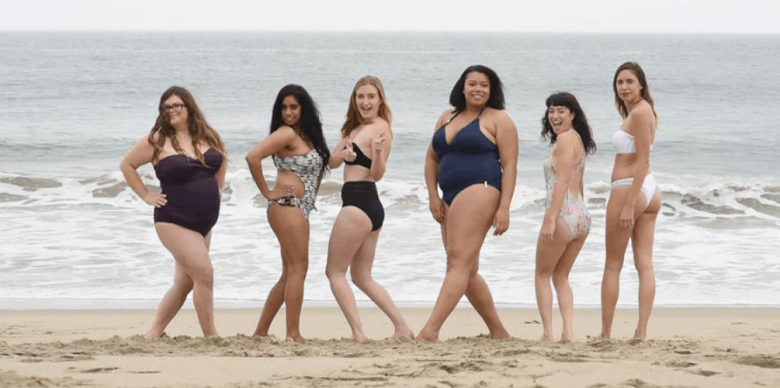 Многогранность женской фигуры: обычные девушки в роли ангелов Victoria's Secret