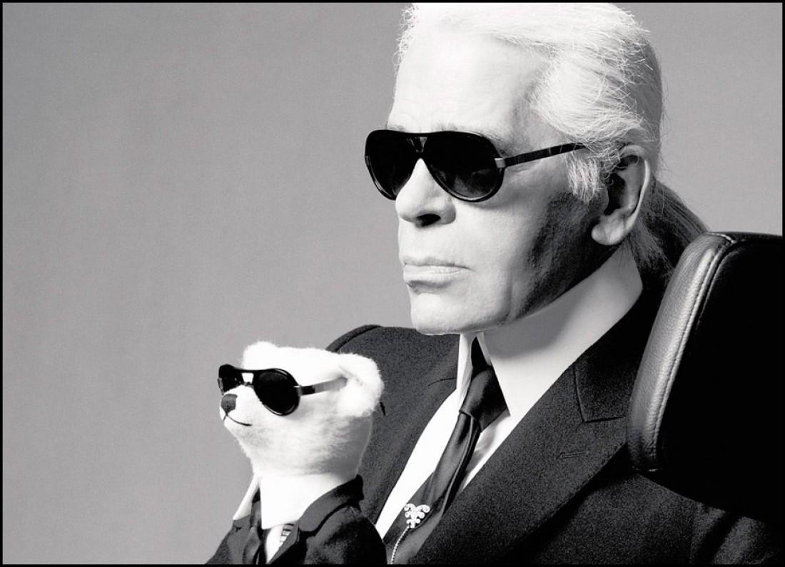 В память о легенде: Голливудские звезды в маленькой черной куртке от Карла Лагерфельда