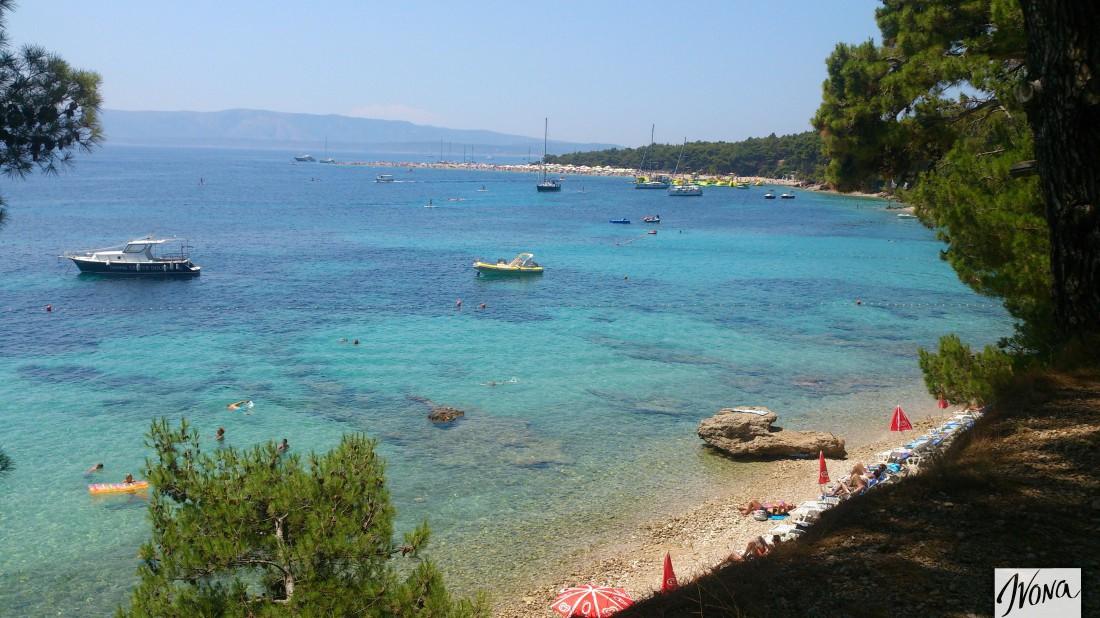 Хорватия: остров Брач